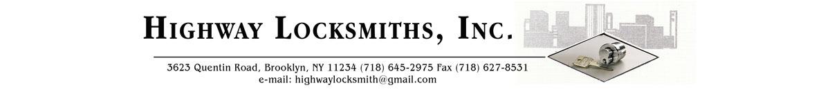 Highway Locksmiths, Inc